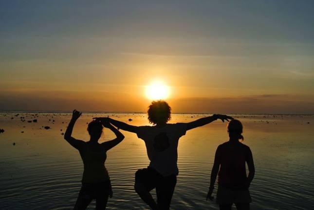 Bali Sea - Gili Islands - The Sun Spirit
