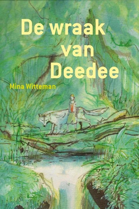 Boekomslag de wraak van Deedee