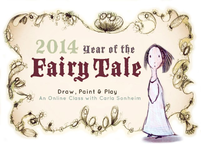 Daily Distraction: Year of the Fairy Tale