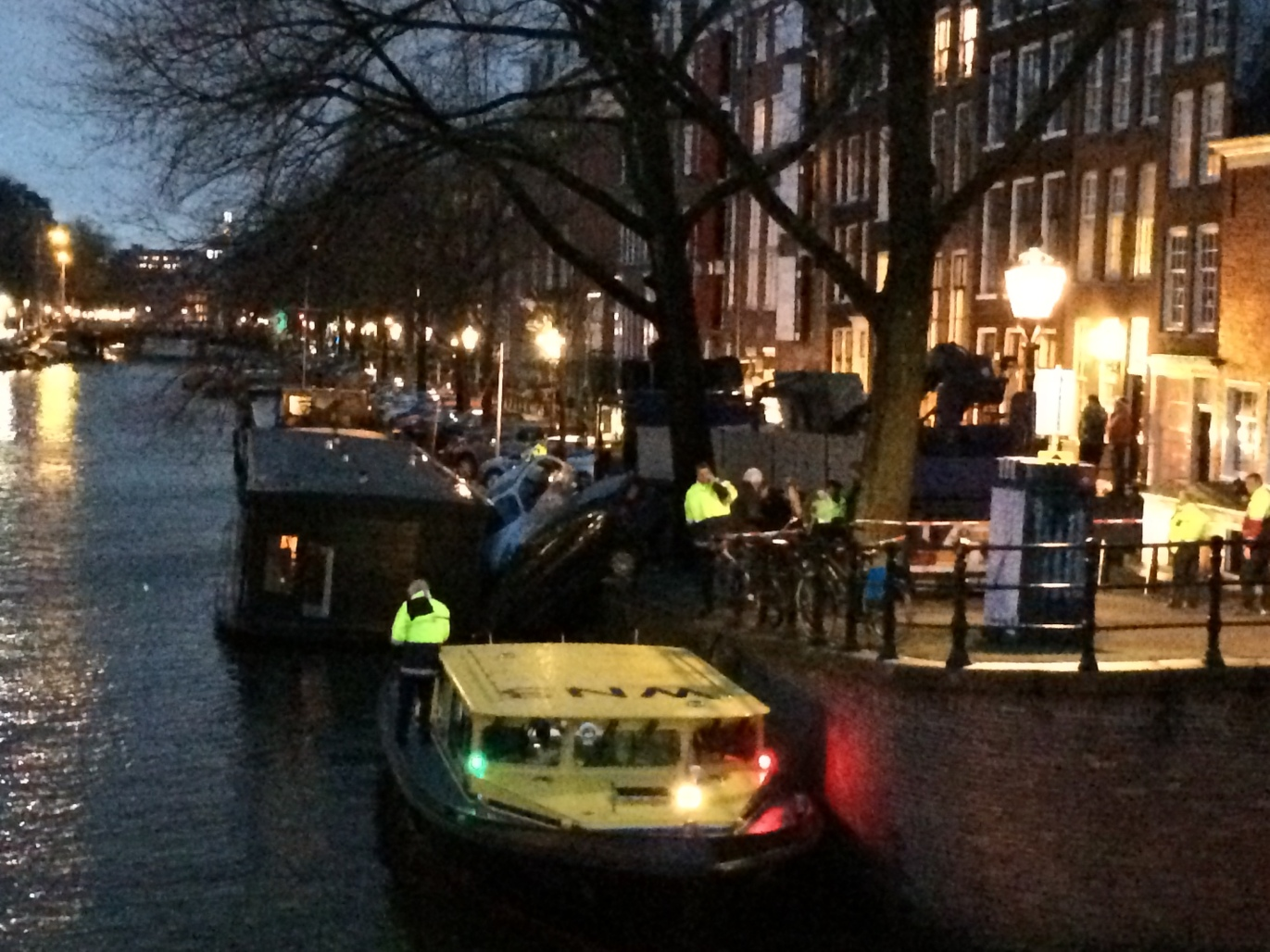 Daily Distraction: Dangerous Parking in Amsterdam